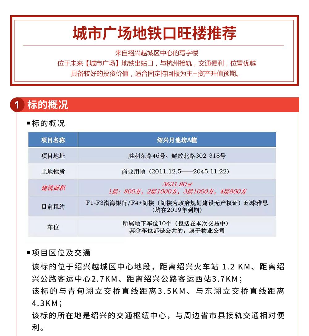 绍兴城市广场地铁口旺楼推荐,与杭州接轨,交通便利,位置优越!